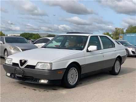 1991 Alfa Romeo 164 L (Stk: M6194677) in Bolton - Image 1 of 11