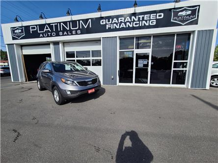 2013 Kia Sportage LX (Stk: 510992) in Kingston - Image 1 of 9