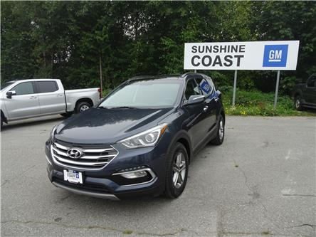 2018 Hyundai Santa Fe Sport 2.4 Luxury (Stk: SC0188) in Sechelt - Image 1 of 20