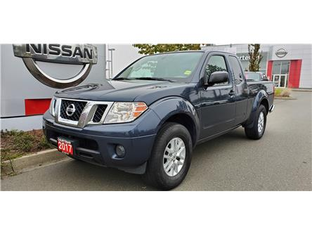 2017 Nissan Frontier SV (Stk: U0076) in Courtenay - Image 1 of 9