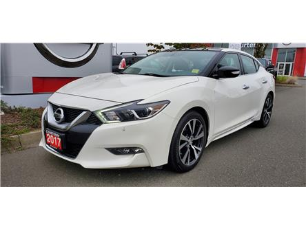 2017 Nissan Maxima SL (Stk: MUR2002A) in Courtenay - Image 1 of 9
