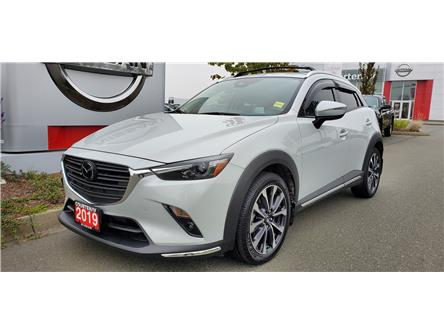 2019 Mazda CX-3 GT (Stk: U0059B) in Courtenay - Image 1 of 9