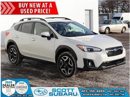 2020 Subaru Crosstrek Limited (Stk: 213117) in Red Deer - Image 1 of 30
