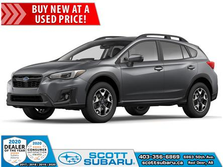 2020 Subaru Crosstrek Sport (Stk: 220709) in Red Deer - Image 1 of 10