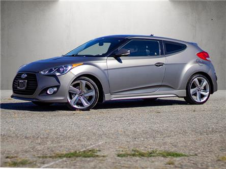 2013 Hyundai Veloster Turbo (Stk: K02-8997A) in Chilliwack - Image 1 of 18