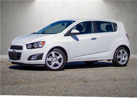 2014 Chevrolet Sonic LT Auto (Stk: K19-9673A) in Chilliwack - Image 1 of 17
