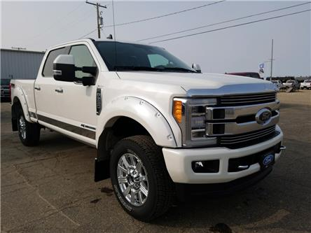 2019 Ford F-350 Limited (Stk: 20195A) in Wilkie - Image 1 of 26