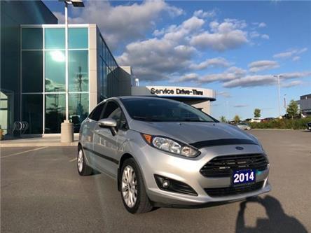 2014 Ford Fiesta SE (Stk: 2711B) in Ottawa - Image 1 of 15