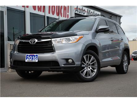2016 Toyota Highlander  (Stk: 20794) in Chatham - Image 1 of 26