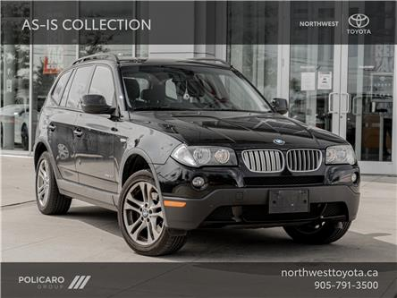 2010 BMW X3 xDrive30i (Stk: J31846T) in Brampton - Image 1 of 22