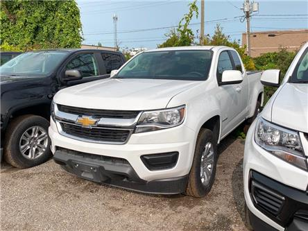 2020 Chevrolet Colorado LT (Stk: GH200517) in Mississauga - Image 1 of 5