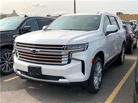 2021 Chevrolet Tahoe High Country (Stk: T1K005) in Mississauga - Image 1 of 5