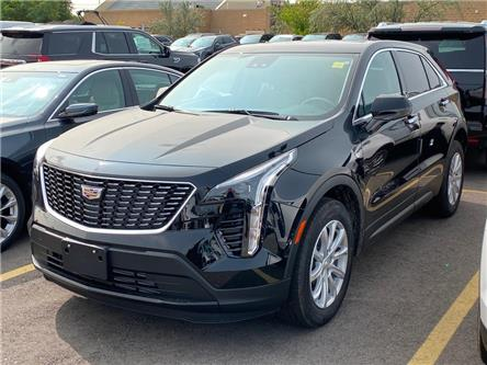 2021 Cadillac XT4 Luxury (Stk: K1D007) in Mississauga - Image 1 of 5
