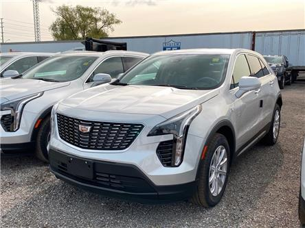 2021 Cadillac XT4 Luxury (Stk: K1D006) in Mississauga - Image 1 of 5