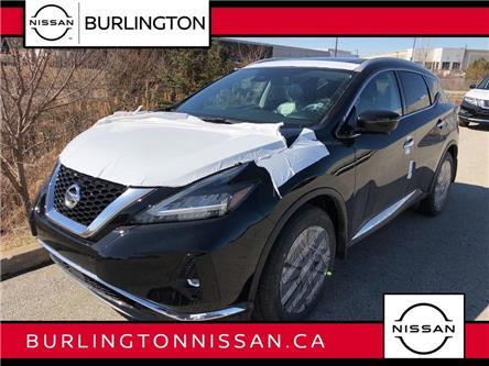 2020 Nissan Murano Platinum (Stk: Z8626) in Burlington - Image 1 of 5