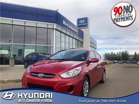 2015 Hyundai Accent GL (Stk: E5094A) in Edmonton - Image 1 of 20