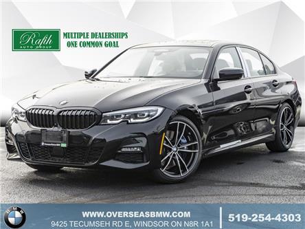 2021 BMW 330i xDrive (Stk: B8351) in Windsor - Image 1 of 22