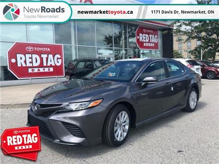 2020 Toyota Camry SE (Stk: 35497) in Newmarket - Image 1 of 20