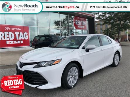 2020 Toyota Camry Hybrid LE (Stk: 35521) in Newmarket - Image 1 of 22