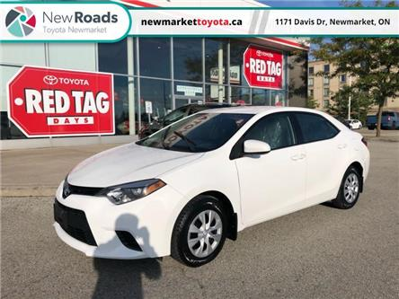 2016 Toyota Corolla LE (Stk: 6121) in Newmarket - Image 1 of 22