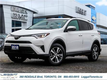2018 Toyota RAV4 LE (Stk: 103150A) in Etobicoke - Image 1 of 28