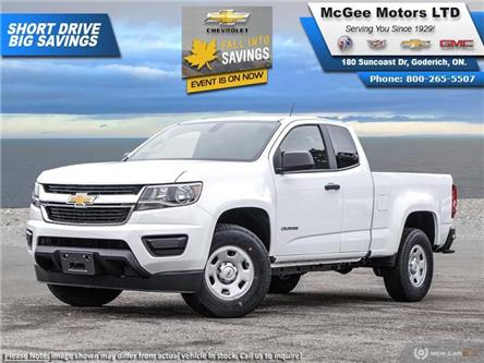 2020 Chevrolet Colorado WT (Stk: 252167) in Goderich - Image 1 of 23