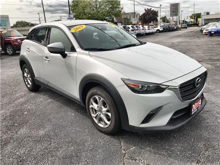 2019 Mazda CX-3 GS (Stk: 45253) in Windsor - Image 1 of 12