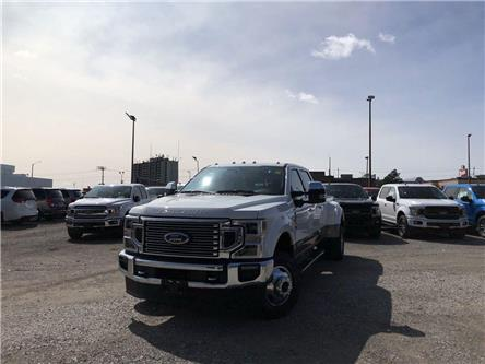 2020 Ford F-350 King Ranch (Stk: FH20716) in Barrie - Image 1 of 16