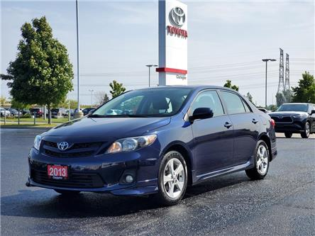 2013 Toyota Corolla Sport|Auto|AC|Push Starter|Smart Key|Alloys|Roof (Stk: P2534) in Bowmanville - Image 1 of 24