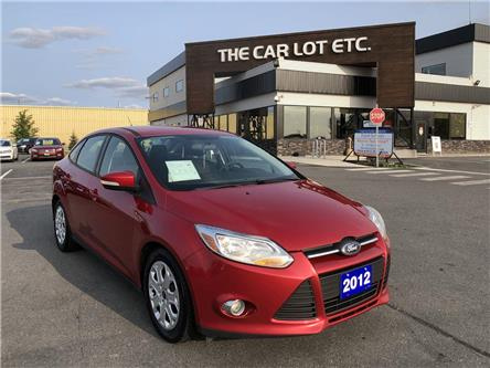 2012 Ford Focus SE (Stk: 20390-1) in Sudbury - Image 1 of 23