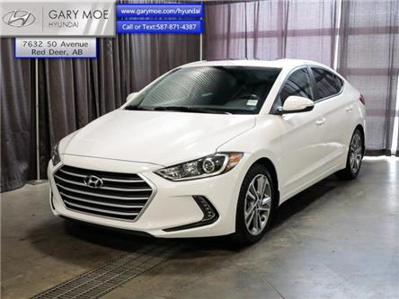 2017 Hyundai Elantra GLS (Stk: HP8501) in Red Deer - Image 1 of 23