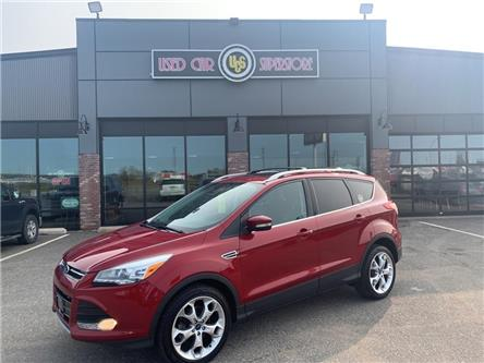 2013 Ford Escape Titanium (Stk: UC4003) in Thunder Bay - Image 1 of 16