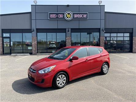 2016 Hyundai Accent  (Stk: UC3988) in Thunder Bay - Image 1 of 11