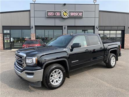 2018 GMC Sierra 1500 SLE (Stk: 3972) in Thunder Bay - Image 1 of 15