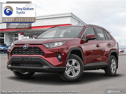 2020 Toyota RAV4 Hybrid XLE (Stk: 59827) in Ottawa - Image 1 of 23