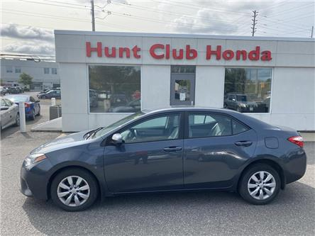 2016 Toyota Corolla  (Stk: 7622A) in Gloucester - Image 1 of 8