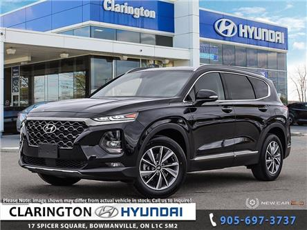 2020 Hyundai Santa Fe Preferred 2.4 (Stk: 20576) in Clarington - Image 1 of 24