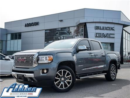 2019 GMC Canyon Denali (Stk: U193527) in Mississauga - Image 1 of 30