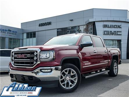 2018 GMC Sierra 1500 SLT (Stk: U416467) in Mississauga - Image 1 of 24