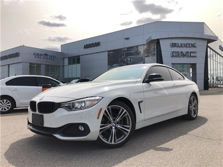 2014 BMW 428i xDrive (Stk: U715722) in Mississauga - Image 1 of 24