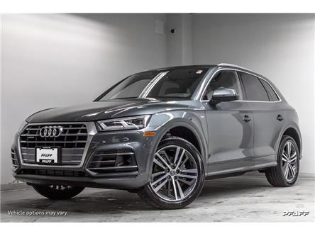 2020 Audi Q5 45 Progressiv (Stk: A13317) in Newmarket - Image 1 of 22