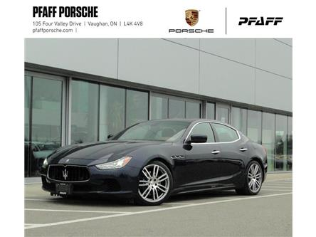 2015 Maserati Ghibli S Q4 (Stk: P15792A) in Vaughan - Image 1 of 22