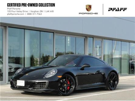 2017 Porsche 911 Carrera 4S Coupe PDK (Stk: U8818A) in Vaughan - Image 1 of 22