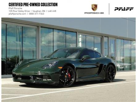 2019 Porsche 718 Cayman GTS (Stk: U8940) in Vaughan - Image 1 of 20