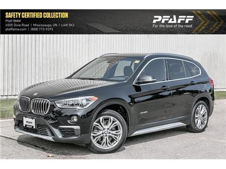 2018 BMW X1 xDrive28i (Stk: 22868AA) in Mississauga - Image 1 of 22