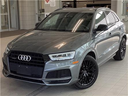 2018 Audi Q3 2.0T Technik (Stk: 22114A) in Kingston - Image 1 of 13