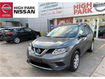 2016 Nissan Rogue S (Stk: U1681) in Toronto - Image 1 of 20