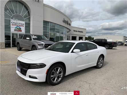 2020 Dodge Charger SXT (Stk: U04632) in Chatham - Image 1 of 24