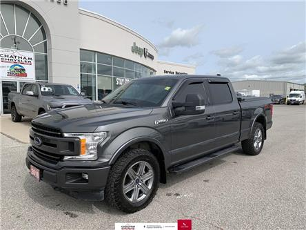 2018 Ford F-150  (Stk: N04679A) in Chatham - Image 1 of 24