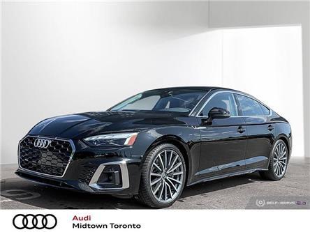 2020 Audi A5 2.0T Technik (Stk: AU8913) in Toronto - Image 1 of 22